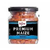 Premium Maize, 220 ml (125g) mussel (Мидии)