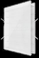 Сотовый поликарбонат 10мм TM SOTON молочный