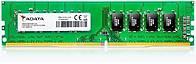 Оперативная память для компьютера 4Gb DDR4, 2400 MHz, A-Data Premier, 16-16-16, 1.2V (AD4U2400W4G17-S)
