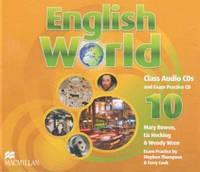 Аудио диск English World 10 Class Audio CD
