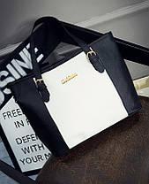 Вместительная оригинальная женская сумка Meidone, фото 3