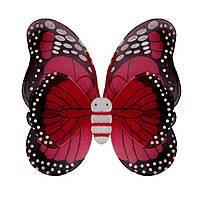 Крылья Бабочки пятнистые (красные) 42х48см