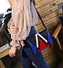 Красочная женская сумка-сундучок , фото 2