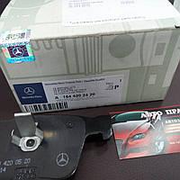Тормозные колодки ЗАДНИЕ Mercedes w221 w164 CLS