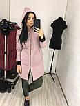 Женская утепленная демисезонная куртка (расцветки), фото 4