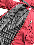 Женская утепленная демисезонная куртка (расцветки), фото 6