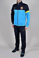 Яркий спортивный костюм для подростка Барселона, Реал, Челси, Манчестер, фото 1