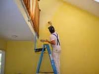 Покраска полов. Покраска стен. Покраска потолков