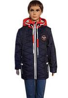 Куртка-жилетка на 8-12 лет