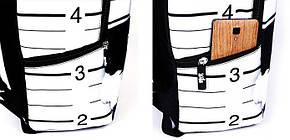 Большой оригинальный рюкзак с принтом Пес \ Песик, фото 3