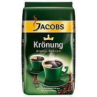 Кофе в зернах Jacobs Kronung 500g