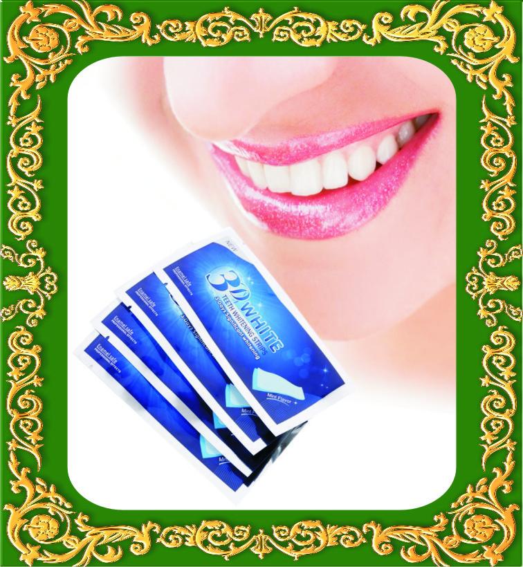 """""""3D WHITE"""" отбеливающие полоски для зубов (14шт). - """"Будьте здоровы!"""" в Запорожье"""