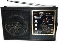 Радиоприемник GOLON RX-98/9922 UAR USB+SD, мультидиапазонный радиоприемник, радио колонка golon