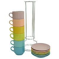 Чайный набор из 13 предметов Оселя 24-267-002