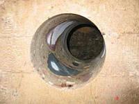 Отверстие под вытяжку на кухне. Отверстие в бетоне под вытяжку.