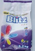 Стиральный порошок Blitz Color, 3.2 кг (Германия)