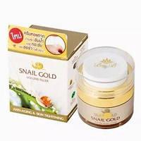 Омолаживающий крем – филлер для лица с улиточной слизью BMB Snail Gold Volume Filler