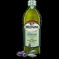 Оливковое масло Monini Delicato extra vergine 1л