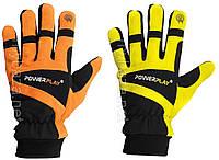 Велоперчатки для зимы Power Play с сенсорным пальцем