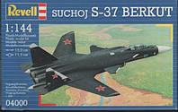 Истребитель (1997г., Россия) Suchoj S-37 Berkut, 1:144, Revell