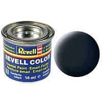 Краска № 78 серая как танк матовая tank grey mat 14ml, Revell