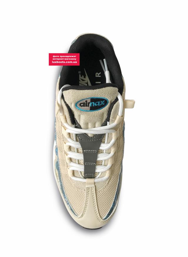 d37bbd14a979 Женские Кроссовки Nike Air Max 95 X Dave White X Size  Rabbit Stone ...