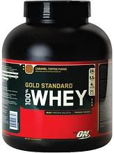 Купити протеїн, OPTIMUM NUTRITION, Gold Standard 100%, 2,3 kg США