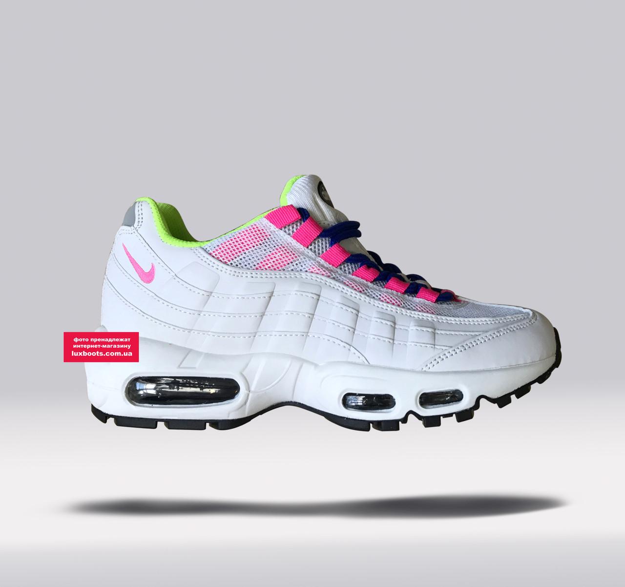 4828fb4997a1 Женские кроссовки Nike Air Max 95 x Dave White x size  Rabbit Stone Thunder