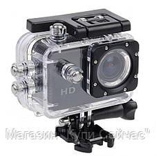 Экшн камера A7,Экшн камера HD,Водонепроницаема камера , фото 2