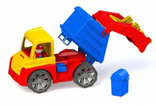 Автомобиль М4 мусоровоз (в подарочной упаковке)