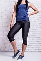 Бриджи Losinelli женские черный В00226  , фото 1