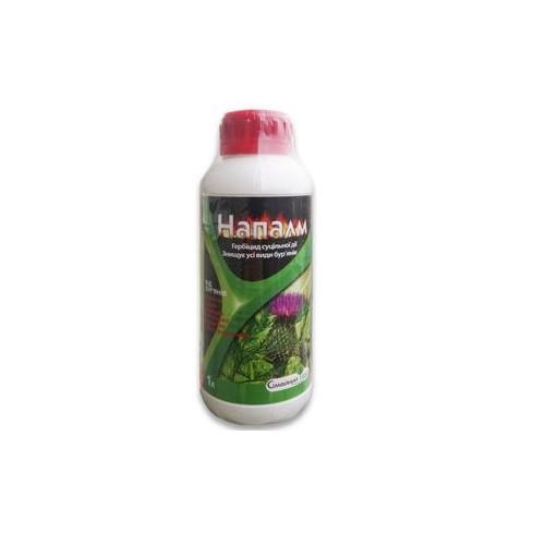 Напалм 1 л гербицид, Сімейний сад