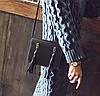 Fashion сумка почтальон с кисточками , фото 4