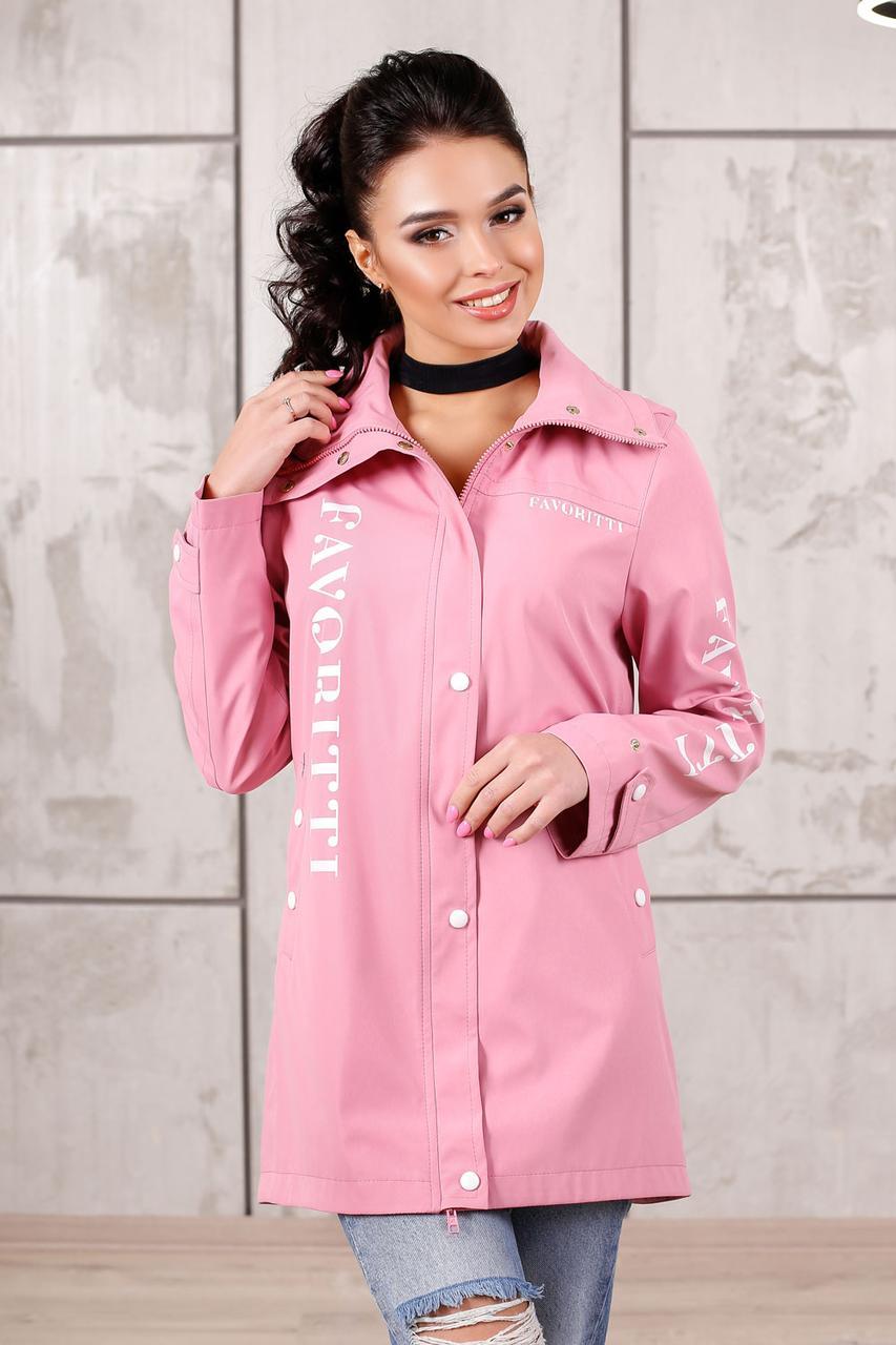 392d8723 Куртка-ветровка женская демисезонная в 3х цветах В-1024 МФ 101999, фото 1
