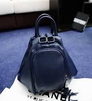 Большая оригинальная сумка-рюкзак трансформер, фото 3