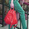 Большая оригинальная сумка-рюкзак трансформер, фото 4