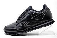 Мужские кроссовки Reebok Classic Leather LS, Black