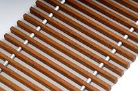 Pешетка дубовая 130х1000 для внутрипольных конвекторов