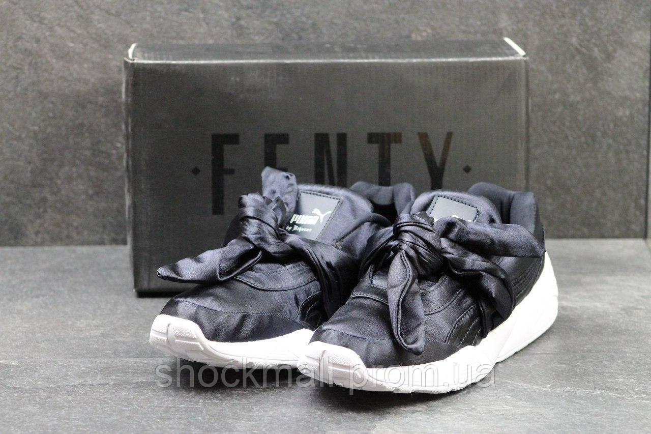 Кроссовки сникеры Puma x Fenty By Rihanna Bow синие Румыния - Интернет  магазин ShockMall в Киеве 97f36082609