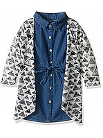 Комплект Limited Too джинсовое платье и кардиган
