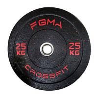 Бамперные диски (блины) для CrossFit