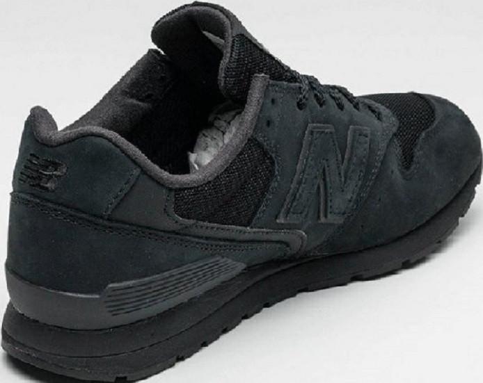 Женские кроссовки купить  Пусть это будет New Balance 996 All Black ... 20bc6be3f8010