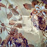 Постельное белье двухспальное европростынь микрофибра, фото 2
