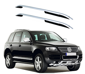 Рейлинги Volkswagen Touareg 2003-2011 CROWN