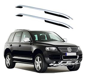 Рейлинги Volkswagen Touareg 2003-2011 CROWN