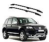 Рейлинги Volkswagen Touareg 2003-2011 CROWN - Фото