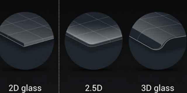 стекло 3D 2.5D Full Glass особенности стекол