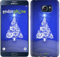 "Чехол на Samsung Galaxy Note 5 N920C Праздничная ёлка ""217u-127"""