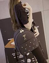 Стильный городской рюкзак с оленем, фото 2