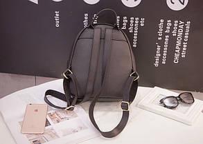 Стильный городской рюкзак с оленем, фото 3